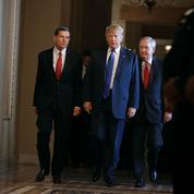 En décembre, la présidence Trump joue son avenir au Congrès