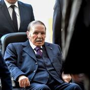 Abdelaziz Bouteflika, un président en pointillé