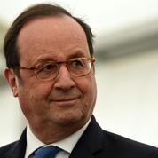 François Hollande fait tout pour ne pas se faire oublier