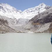 Climat: un paysan péruvien se bat pour une justice climatique mondiale