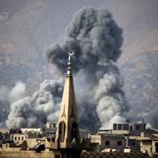 La Syrie accuse Israël d'avoir bombardé un site militaire près de Damas