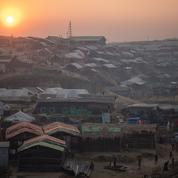 Au Bangladesh, la démesure du camp des Rohingyas qui s'étend à perte de vue
