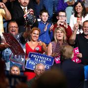 Dans l'Amérique déshéritée, le culte de Trump ne faiblit pas