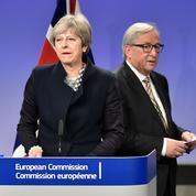 Brexit : Londres et Bruxelles ne se mettent pas d'accord mais progressent