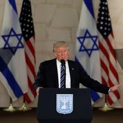 Trump joue avec le feu sur l'explosif statut de Jérusalem