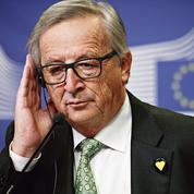 Zone euro: Juncker cherche à rapprocher Merkel et Macron