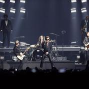 Johnny Hallyday raconté par les musiciens de la tournée Rester vivant