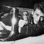 Johnny Hallyday, l'éternel «flambeur»