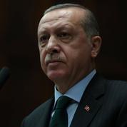 Visite historique et sous tension d'Erdogan en Grèce