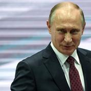 Les athlètes russes sanctionnés, argument pour Poutine candidat