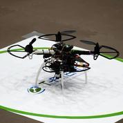 Ce drone japonais va chasser les salariés qui font des «heures sup'»
