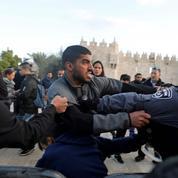 À Jérusalem, le silence avant une journée de colère