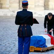 Aux Invalides, la France a célébré Jean d'Ormesson