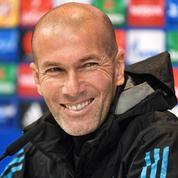 «Le meilleur entre Ronaldo et moi ? Moi», plaisante Zidane
