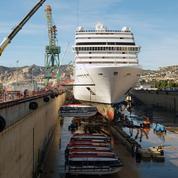 Marseille ressuscite sa réparation navale