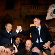 Un plébiscite pour les «nationalistes» en Corse