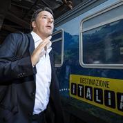 En Italie, la rude campagne de Matteo Renzi