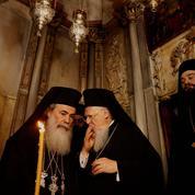 À Jérusalem, l'Église grecque orthodoxe dans la tourmente