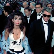 Adeline Blondieau, ex-femme de Johnny, grande absente de la cérémonie