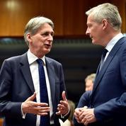 Fiscalité: cinq ministres européens écrivent à Washington
