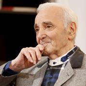 Charles Aznavour: «Chanteurs, soyez intellos, mais fermez vos gueules»