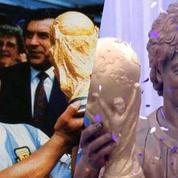 Diego Maradona a sa statue (ratée) de 4 mètres à Calcutta