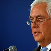 Tillerson : «Les États-Unis sont prêts à discuter avec Pyongyang»