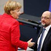 Allemagne: le projet pour l'UE de Macron au cœur des discussions de coalition