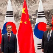 Pékin et Séoul unis contre la guerre