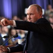 Vladimir Poutine reçoit l'onction médiatique