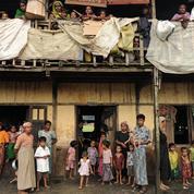 Birmanie : en un mois, au moins 6700 Rohingyas ont été tués