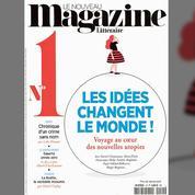 Xavier Niel investit dans Le Nouveau Magazine littéraire