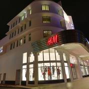 H&M chute en Bourse après un trimestre noir