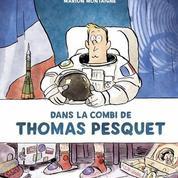 Box-office BD de la semaine: un peu plus près des étoiles avec Thomas Pesquet