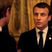 «Visite 3D», «journée du patrimoine», «ORTF»... : l'opposition étrille l'interview de Macron