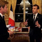 D'où vient la formule latine de Macron, «pacta sunt servanda»?