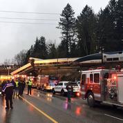 États-Unis : le train qui a déraillé roulait plus de deux fois trop vite
