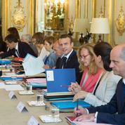 Comment Macron a transformé le Conseil des ministres en séance de management