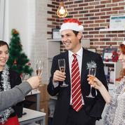 Les 5 règles pour éviter que la fête de Noël au bureau se transforme en naufrage professionnel