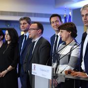 Éclatée, la droite se cherche face à Macron