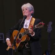 Joan Baez sort un nouvel album plus que jamais «peace and love» début 2018