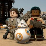 Star Wars : un juteux marché pour Lego