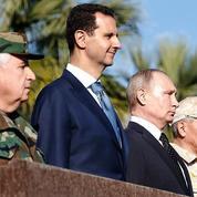 Depuis Alep, comment Bachar el-Assad a reconquis une grande partie de la Syrie