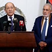 Libye: la France maintient l'objectif électoral de 2018