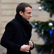 Ce que le président Macron va faire pendant les fêtes