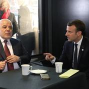 Comment Macron a déclenché la colère de Bagdad