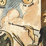 L'authenticité d'une aquarelle signée Adolf Hitler remise en cause