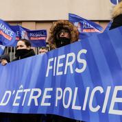 Champigny : plusieurs rassemblements policiers à Paris et en régions