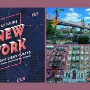 Découvrez New York comme dans les films, les séries, les bandes dessinées...