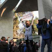 En Iran, le pouvoir durcit la répression contre les manifestants